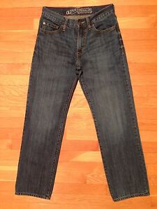 Old R Navy 30 Taille 28 X Jeans Hommes rrwdqZ0