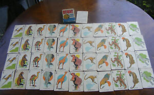 Vtg-Whitman-Animal-Rummy-Card-Game-In-Orig-Box-Complete