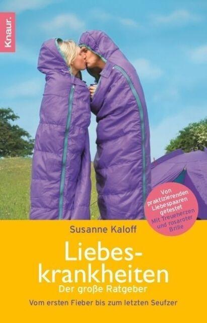 Liebeskrankheiten von Susanne Kaloff (Taschenbuch)