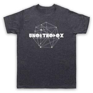 Amical Unorthodox Geometriques Art Graphique Design Hommes Femmes Enfants T-shirt-afficher Le Titre D'origine