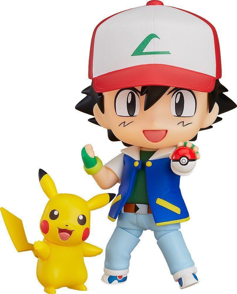 Good Smile Company Nendoroid Ash & Pikachu Action Figure Pokemon