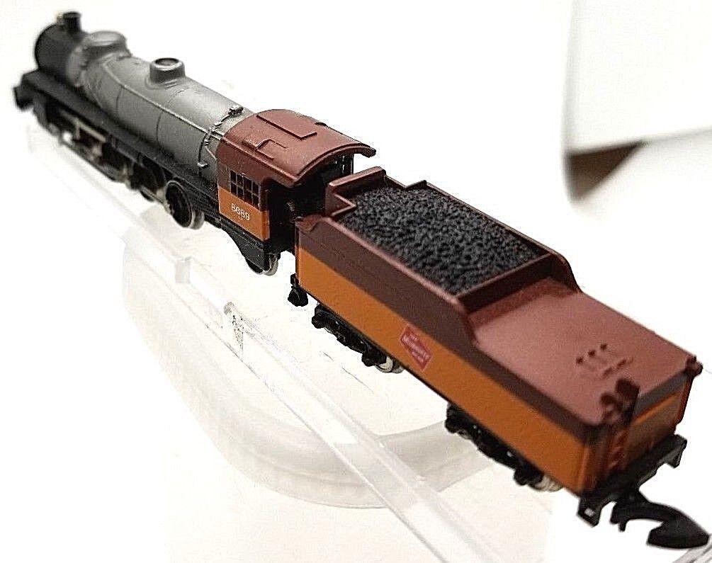 de moda Marklin Z 8139 Milw RD RD RD 2-8-2 Locomotora Mikado con ténder  8689 (sin Caja) (probados)  a precios asequibles