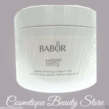 Babor HSR Lifting Extra Firming Cream Rich Prof Size CRACKED OUTER SHELL