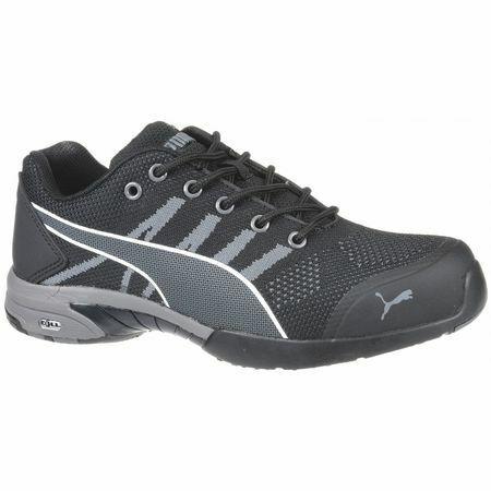 PUMA Celerity Knit Safety Toe Shoes Black Women's 7 M for sale ...