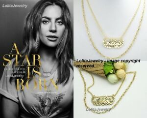 2018-A-Star-Is-Born-Ally-LADY-GAGA-Pendant-Necklace-Rock-Movie-Props-Cosplay