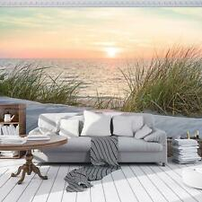 Fototapete Tapete Poster 008676FW Nordsee Strand Strand und Tropen
