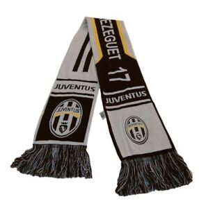 Juventus-Authentic-Design-Scarf-Black-White