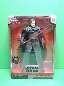 Avoir Un Esprit De Recherche Kylo Ren Star Wars Elite Series Die Cast Action Figure Figurine Disney Store