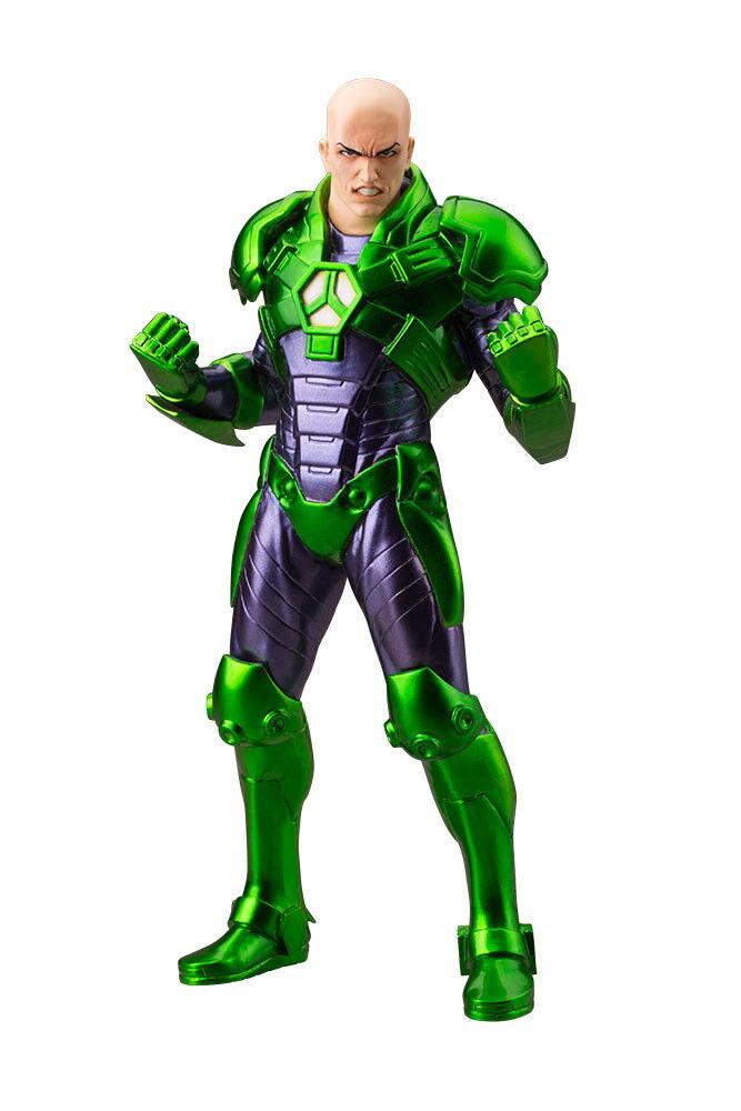 DC Comics statue ARTFX+ Lex Luthor The New 52 Kotobukiya