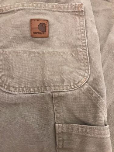 coton Desert Pantalon canard Des Oz 12 Hommes de 38 31 Carhartt X travail B11 en wptqCxvnf