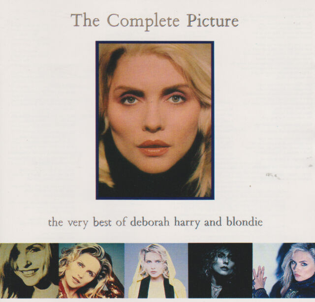 Deborah Harry And Blondie  The Complete Picture - The Very Best Of CD