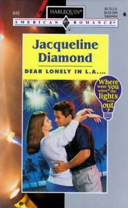Dear-Lonely-in-L-A-by-Jacqueline-Diamond-Harlequin-American-Romance-645