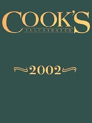 Cook's Annual 2002