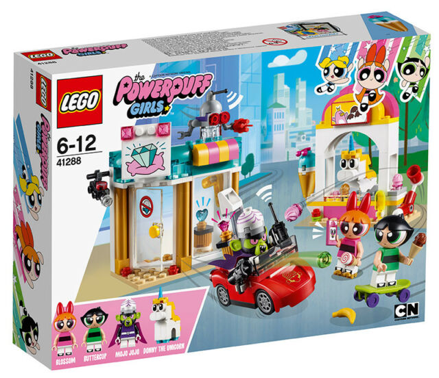 LEGO PowerPuff Girls - L''attaque de Mojo Jojo -  41288 - Jeu de construction