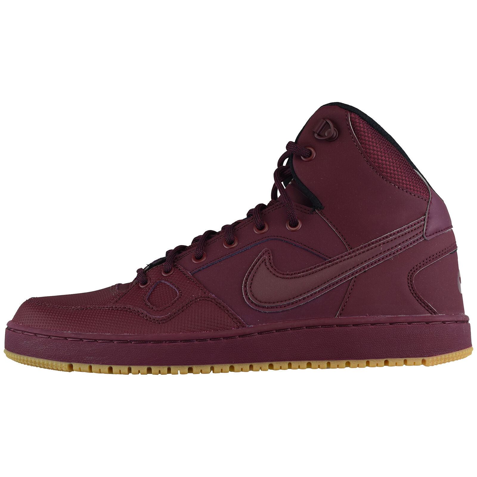 Nike FIGLIO MEDIA Force Inverno 807242-600 LIFESTYLE PELLE SNEAKER SCARPE Seasonal clearance sale