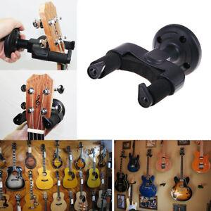 Gitarrenwandhalter-Rockstand-Gitarren-Staender-Wandhalter-Guitar-Hanger-Zubehoer