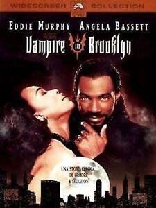 Vampiro a Brooklyn DVD Nuovo Wes Craven Eddie Murphy Angela Basset