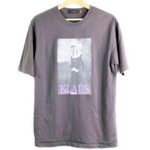 Undercover-Jun-Takahashi-Klaus-Tee-Shirt-Men-039-s-SS06-Release-Made-in-Japan-Size-2