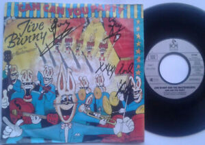 Jive-Bunny-Can-Can-You-Party-The-Can-Can-7-034-Single-Vinyl-1990