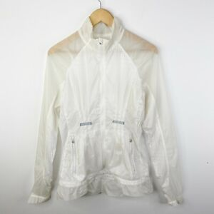 Lululemon-Size-6-Run-Nothin-039-To-Hide-White-Mesh-Windbreaker-Zip-Up-Jacket