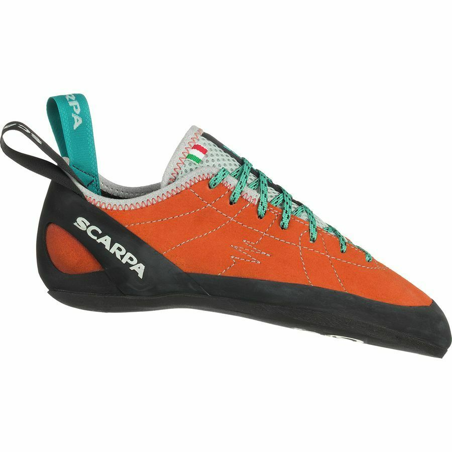 Scarpa Helix Lace-Up US 9.5 Bouldering Caving Climbing Womens shoes