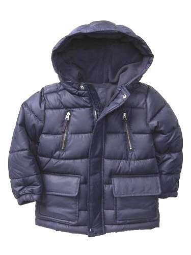 d4e756735 Baby Gap Puffer Jacket Coat Navy Blue Size 12-18 Months for sale online |  eBay