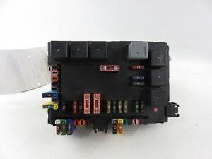 mercedes benz s class s550 07 09 rear trunk sam fuse box 2215403050 rh ebay com