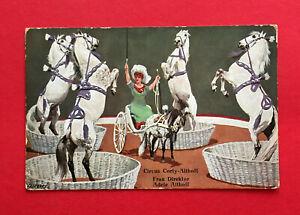 AK-Zirkus-um-1910-Circus-Corty-Althoff-Frau-Direktor-Adele-Althoff-54142