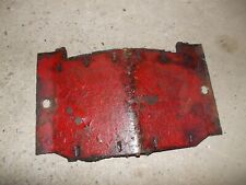 Farmall H Ih Tractor Original Hydraulic Belly Pump Inspection Cover Panel