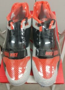 Nike Air Trainer II 2 PRM Premium QS Safari Barry Sanders OSU Black ... 0d7b8fcca