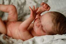 Sweet Amazing Reborn baby doll boy max  Kit  14'' primee atatomically correct