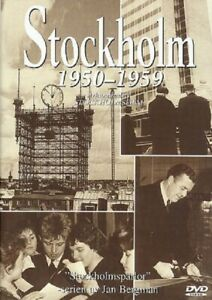 Stockholm-1950-1959-DVD-1999