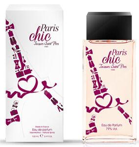 Udv 3 Details 4oz100ml Edp Saint For Womencloseout Chic Jacques Paris By Pres About dxBeWrCoQ