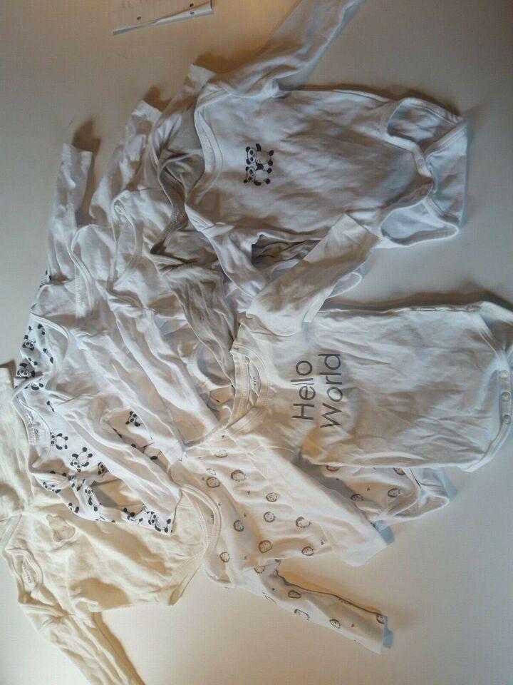 Blandet tøj, Babytøj, H&M