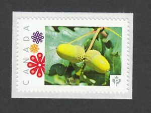 OAK-TREE-Picture-Postage-stamp-MNH-Canada-2014-p82sn1