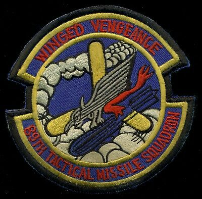 1st Tactical Missile Squadron