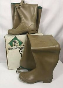 Northerner Boots Tall Troller Fishing Boot 11133 Size 6