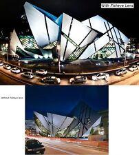 Digital HD Super Fisheye Lens with Macro For Panasonic Lumix DMC-GF3C