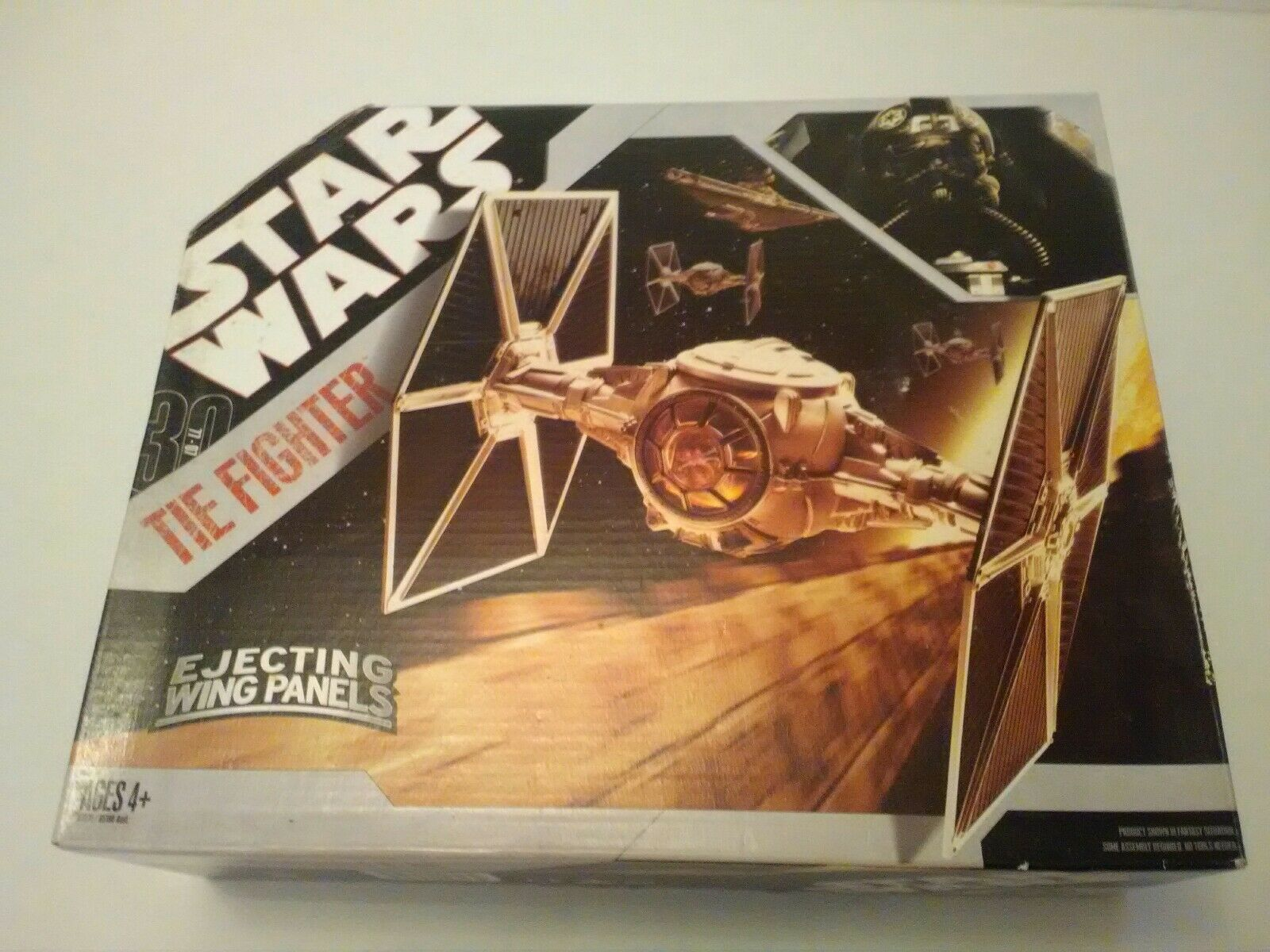 STAR WARS 30TH TIE-FIGHTER SEALED BOX