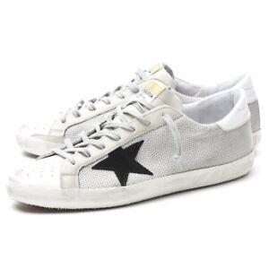 ea928e84f3918 Image is loading Golden-Goose-Deluxe-Brand-Superstar-Sneakers-Gray-Code-