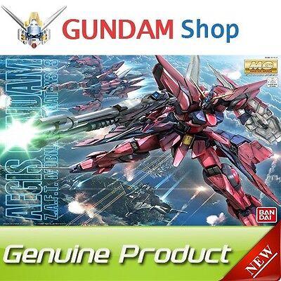 BANDAI MG Gundam SEED 1/100 GAT-X303 Aegis SEED Gundam 178383