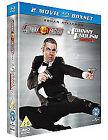 Johnny English / Johnny English Reborn (Blu-ray, 2012, 2-Disc Set, Box Set)