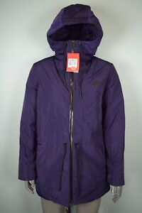 08cf21762693cb NWT $320 Womens Nike NSW Down Fill Parka Purple sz M 805080 524 ...