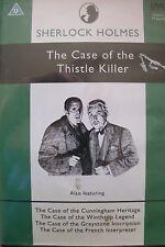 SHERLOCK HOLMES - The Case Of The Thistle Killer (DVD) . FREE UK P+P ...........