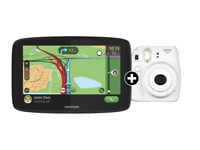 "Artikelbild TOMTOM GO Essential 6"" + instax mini 9 Sofortbildkamera PKW Europa"