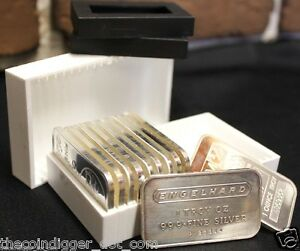 1 Sure Safe Bullion Bar Tubes Storage For Silver Copper