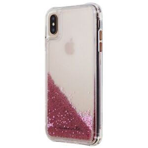 iphone xs case glitter