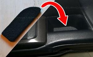 Toyota Tacoma Door Handle Pull Felt Inserts 2014 2021 Qty 2 Ebay