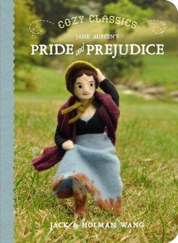 Cozy Classics: Pride and Prejudice By Jack Wang,Holman Wang