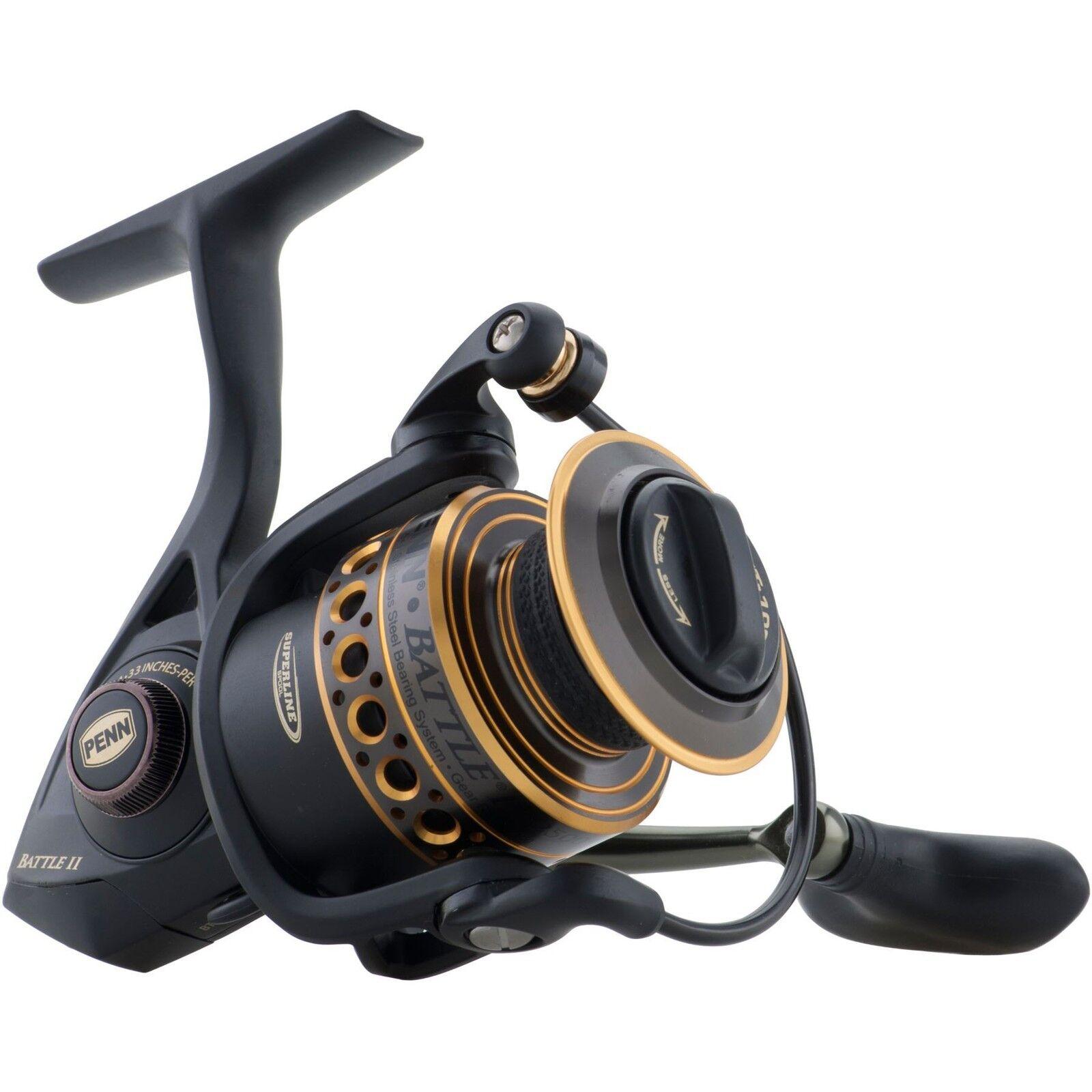 Penn Battle II 2500   Fishing Reel   1338217